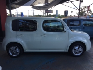 NISSAN CUBE Z12 (SOLD!!)