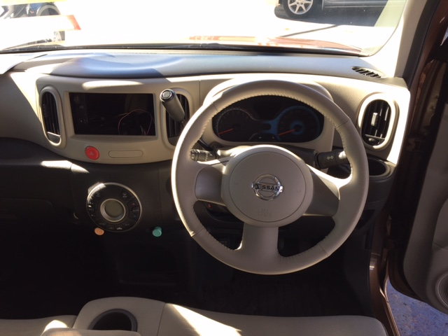 NISSAN CUBE  Z12 (SOLD!!!)