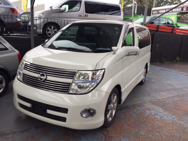 NISSAN ELGRAND E51 HIGHWAY STAR 3 (SOLD!!!)