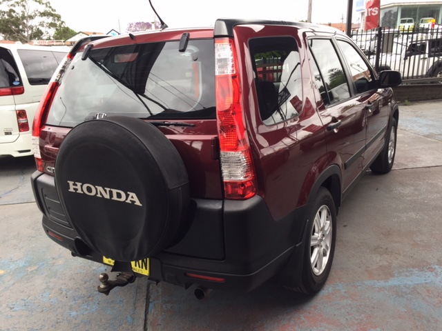 HONDA  CR-V RD WAGON