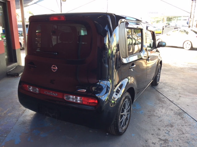NISSAN CUBE Z12(SOLD!!!)