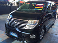 NISSAN ELGRAND E51 HIGHWAY STAR 2